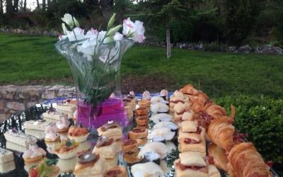 Marlo organiza el catering de tu evento especial