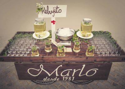 Catering Marlo Albacete y Cuenca para que puedas disfrutar de tu evento - Rebujito
