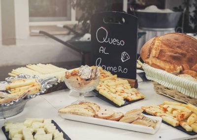 Catering Marlo Albacete y Cuenca para que puedas disfrutar de tu evento - Quesos