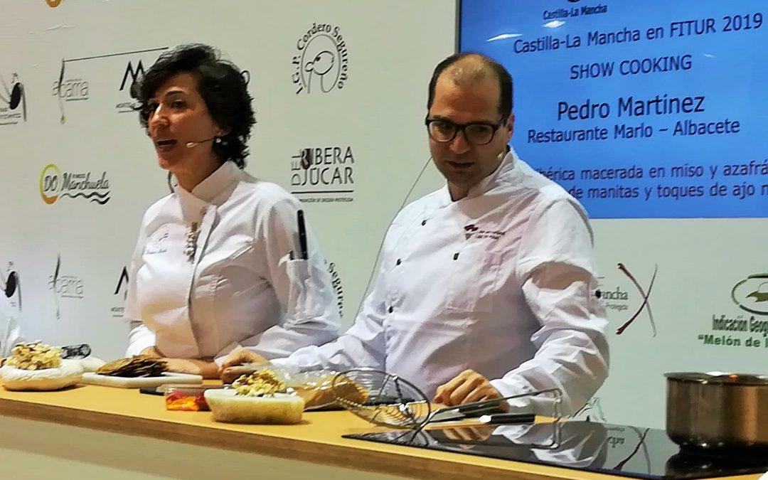 Show Cooking FITUR 2019